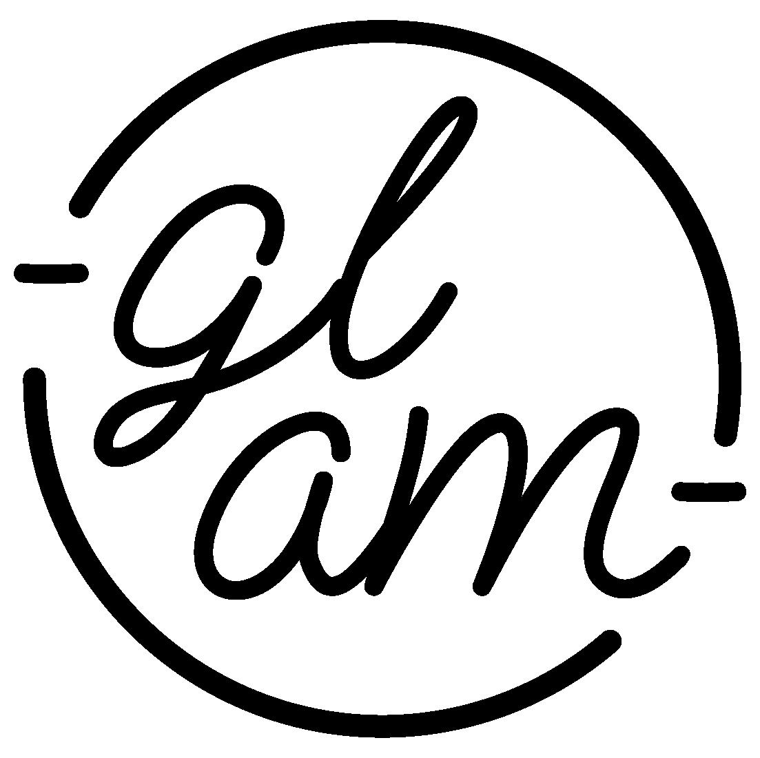GL_GLAM_mark-logoblack gaslamp san diego