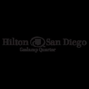 Hilton San Diego Gaslamp Quarter Logo