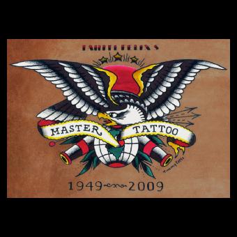 Tahiti Felix's Master Tattoo Parlor & Museum Est. 1949