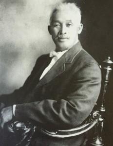 Ah Quin. Photo Credit: San Diego Historical Society