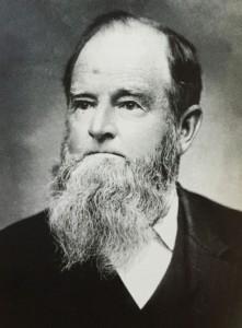 Alonzo Horton. Photo Credit: San Diego Historical Society