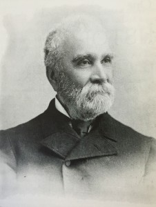 William Heath Davis. Photo Credit: San Diego Historical Society