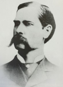 Wyatt Earp. Photo Credit: San Diego Historical Society