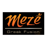 Mezé Greek Fusion Logo