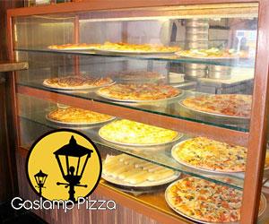 Gaslamp-Pizza gaslamp san diego
