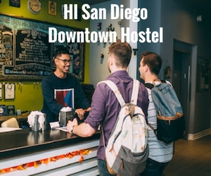 downtown san diego gaslamp quarter hostel