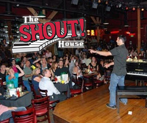 ShoutHouse gaslamp san diego