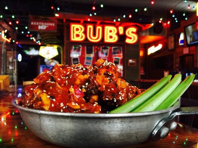Bub's at the Ballpark: Gaslamp Sports Bar in Downtown San ...