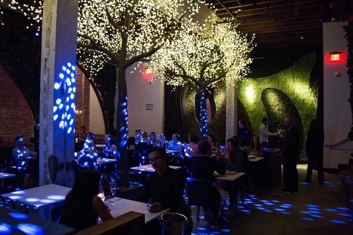 Parq Restaurant Amp Nightclub San Diego Clubs In The