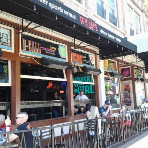 Whiskey Girl: Sports Bar, Club, & Venue In Downtown San Diego