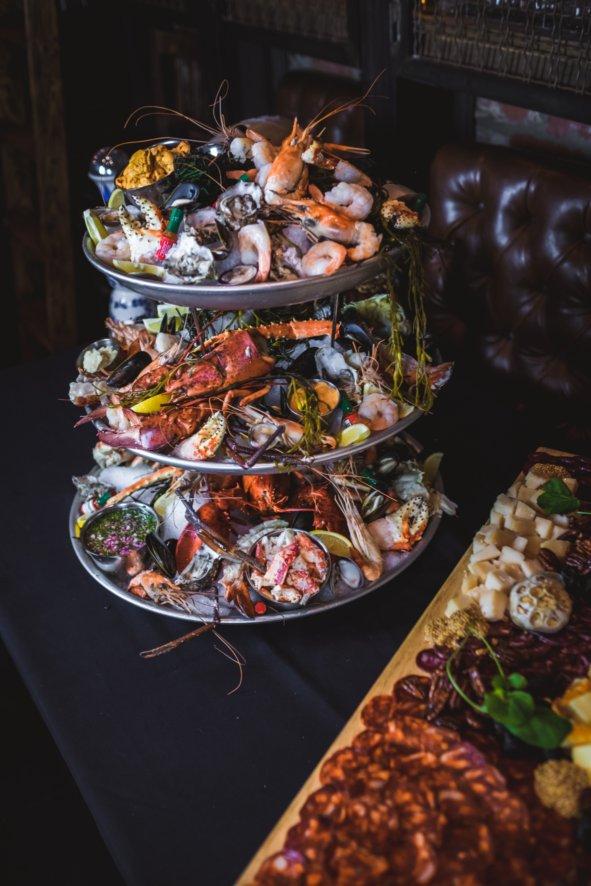 seafood-tower-3 gaslamp san diego