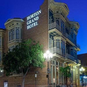 Horton Grand Hotel- A Historic Landmark in the Gaslamp