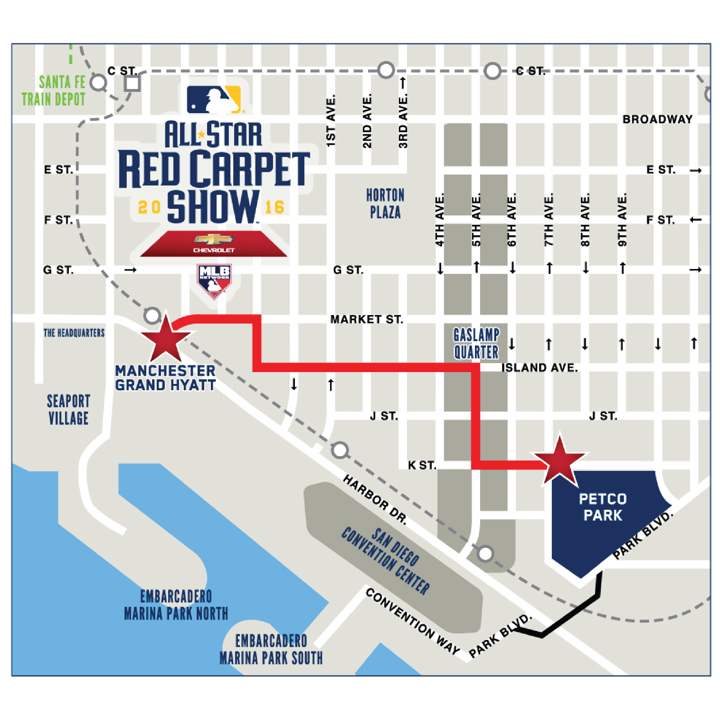 Red-Carpet-Parade-Map-600x600 gaslamp san diego