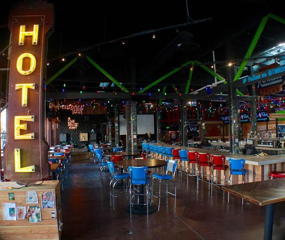 Tin Roof Private Events Amp Group Dining San Diego Gaslamp
