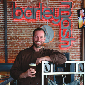Chef Spotlight: Kevin Templeton of barleymash