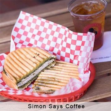 Simon-Says-Coffee gaslamp san diego
