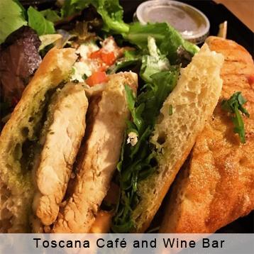 Toscana-Cafe gaslamp san diego