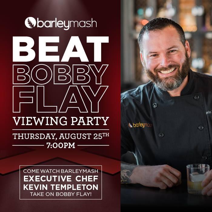 Chef Kevin Templeton of barleymash