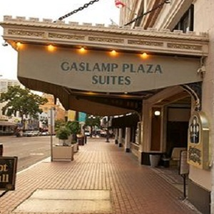 Gaslamp Plaza Suites- A Historic Beauty in the Gaslamp Quarter