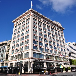 Gaslamp Plaza Suites- A Historic Beauty in the Gaslamp ...