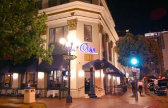 San Diego Restaurant Week Dinner In The Gaslamp San