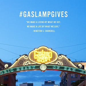 Charity In The Gaslamp