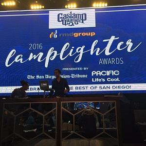2016 Lamplighter Awards