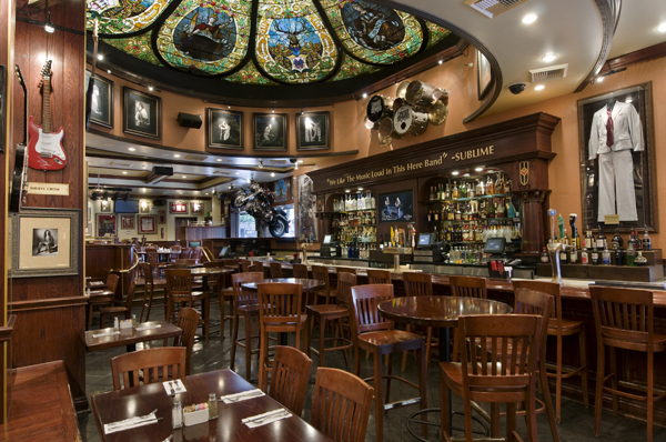 Hard Rock Cafe Gaslamp San Diego Ca