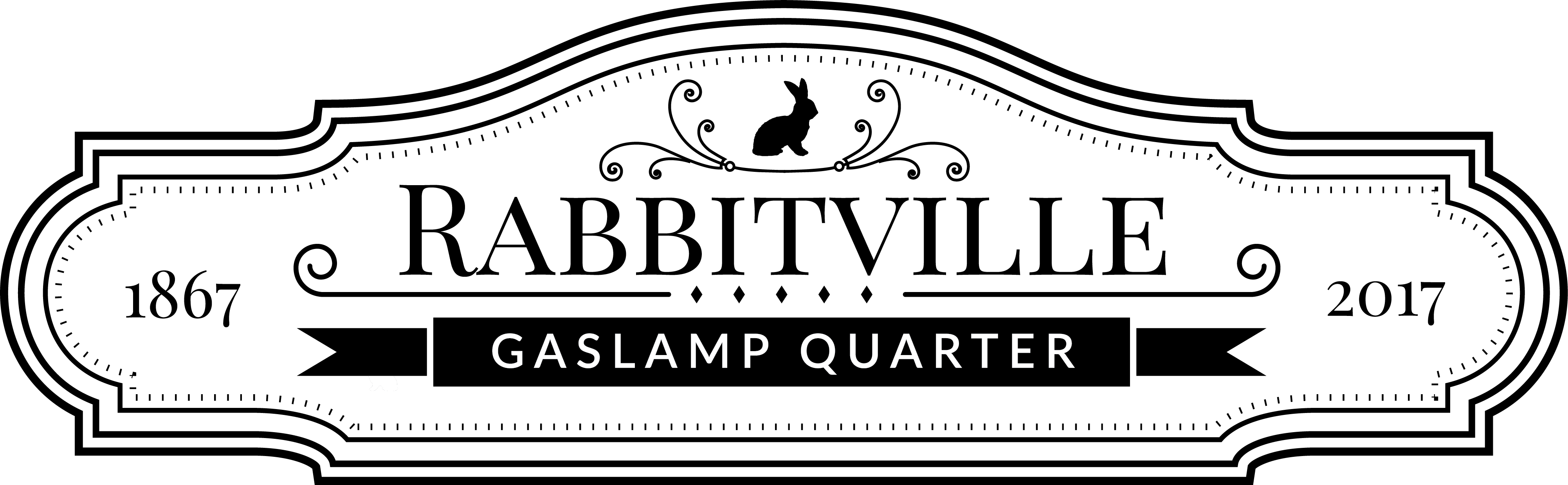 Gaslamp Quarter Rabbitville 150