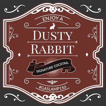 Dusty-Rabbit-Coaster-350x350 gaslamp san diego