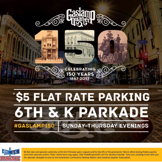 Gaslamp-150-Flat-Rate-Parking-320x320 gaslamp san diego
