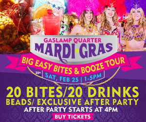 mardi gras big easy bites and booze tour