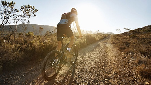Mountain Biking on the San Diego Trails