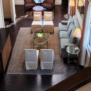 Presidential Bi-Level Suite - US Grant Hotel