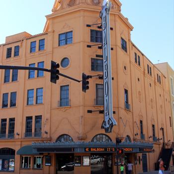 Balboa-Theatre-2 gaslamp san diego