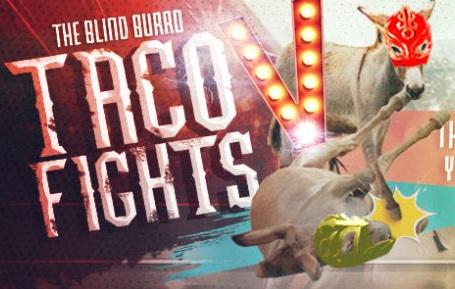 blind burro