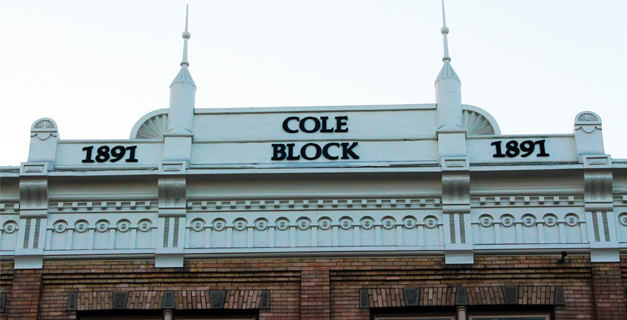 Cole-Block-Building-2 gaslamp san diego