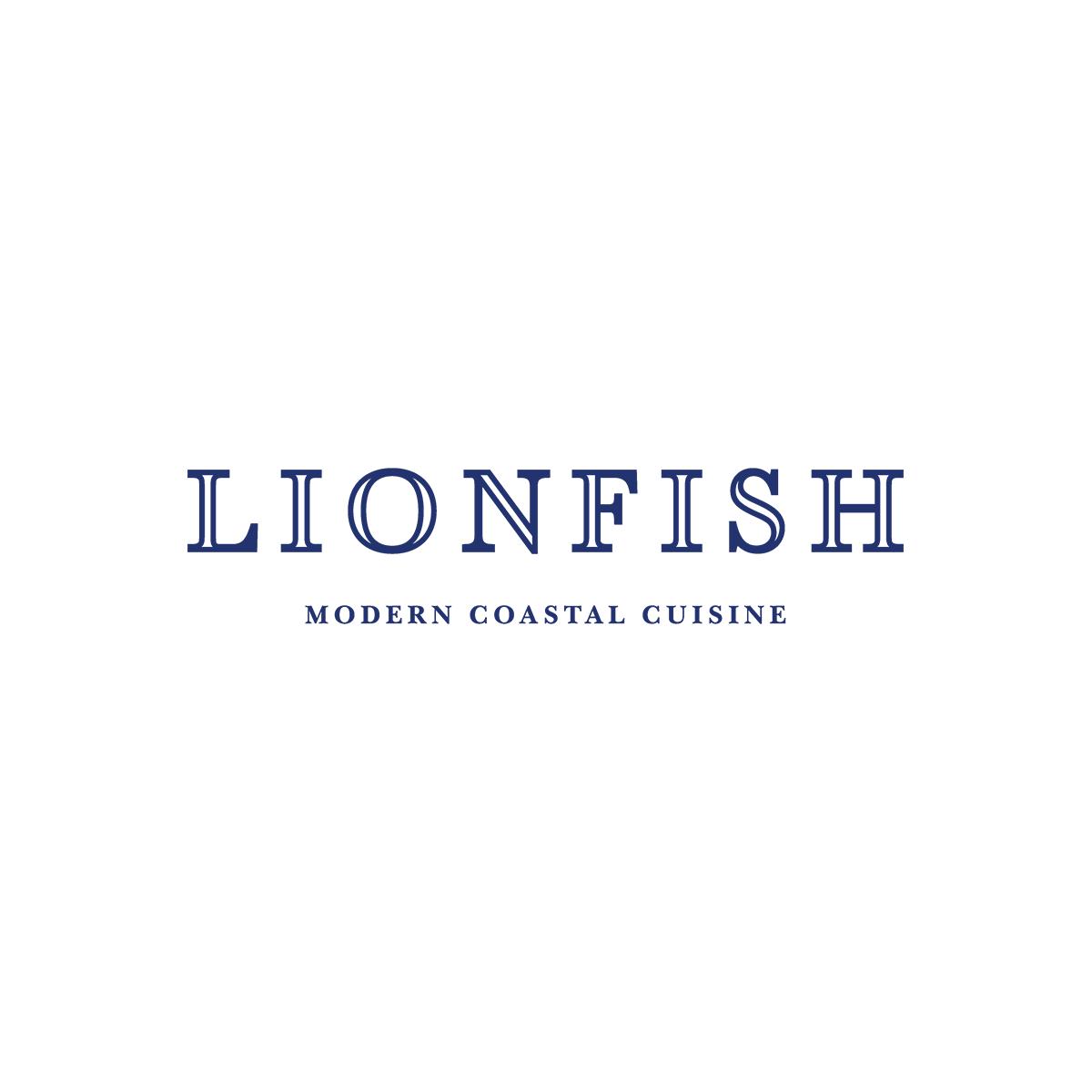 Lionfish-Logo gaslamp san diego
