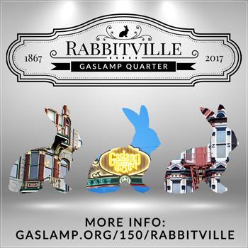 Rabbitville-2 gaslamp san diego