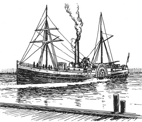 Senator-1868 gaslamp san diego