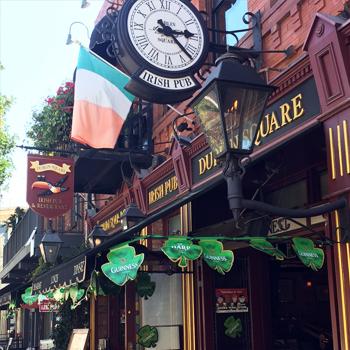 dublin-square-irish-pub-exterior-350x350 gaslamp san diego