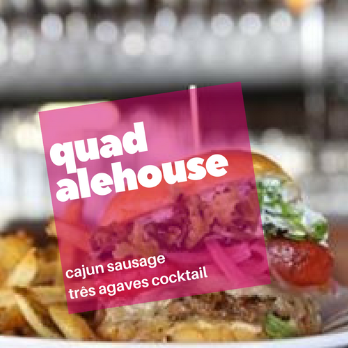 quad alehouse