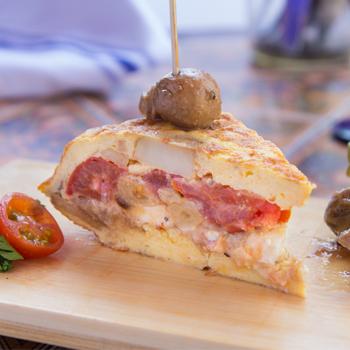 Cafe-Sevilla-Tortilla-Espanola gaslamp san diego