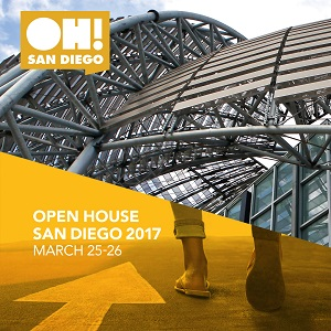 Open House San Diego – Gaslamp Quarter