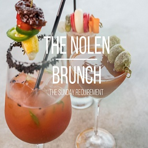 Cap Off Your Weekend with the Sunday Requirement at The Nolen!