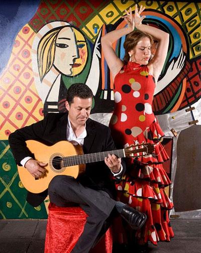 Cafe-Sevilla-Flamenco gaslamp san diego