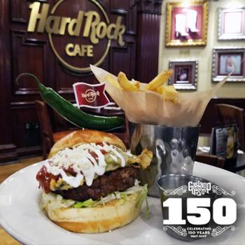 Gaslamp 150 Burger