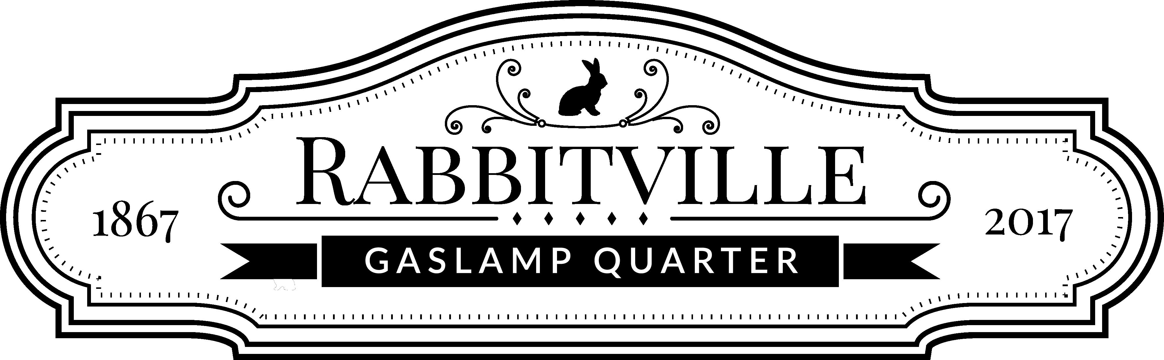 Official-Rabbitville-Logo gaslamp san diego