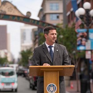 District 3 Councilman Chris Ward