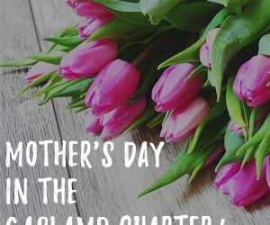 Celebrate Mother's Day in the Gaslamp Quarter!
